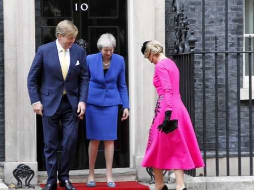 State Visit Of The King And Queen Of The Netherlands